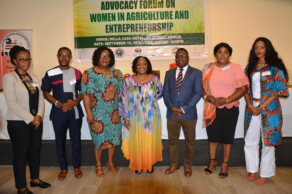 LIMPAC Advocacy Forum on Women In Agriculture