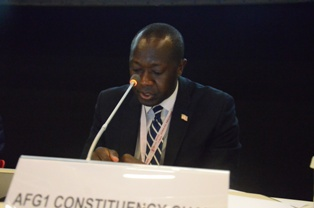 Africa needs Fiscal Space to Deliver on Development Aspiration-Konneh Declares