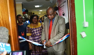 Official Dedication of Economic Forecasting & Training Lab