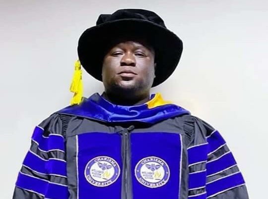 Congratulations Honorable Samora P.Z.Wolokolie, Ph.D.