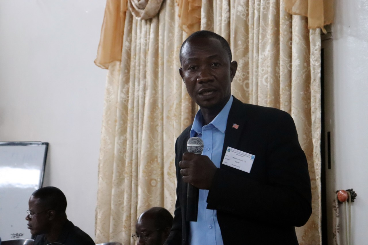 Assistant-Minister-Barcon-Var-make-remarks-at-the-opening-session