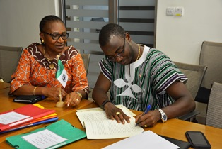 Minister Kamara Signs More Than US$ 40  Million Financing Grant To Boost The Liberian Energy Sector!!!